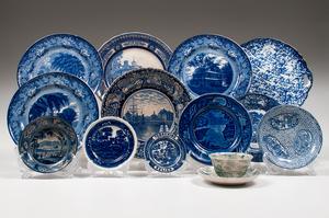 Historical Blue Plates, Plus