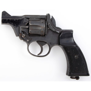 ** Cut-Down British Enfield No. 2 Mk. I* Revolver