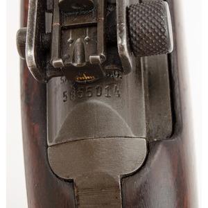 ** Saginaw Division U.S. M1 carbine
