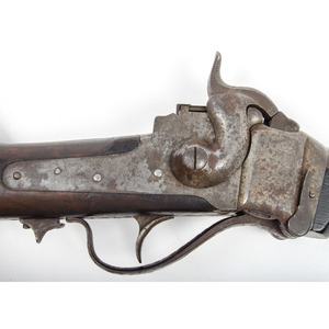Sharps New Model 1863 Cartridge Conversion Carbine