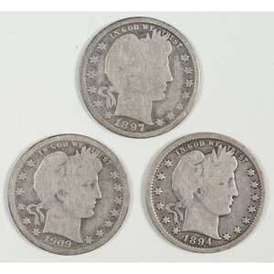 United States Barber Quarters 1894-1909