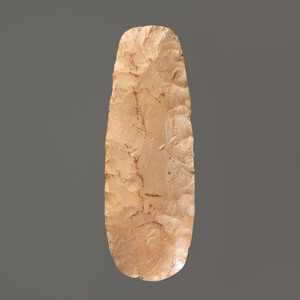 A Mississippian Flint Chisel, 5-1/2 in.