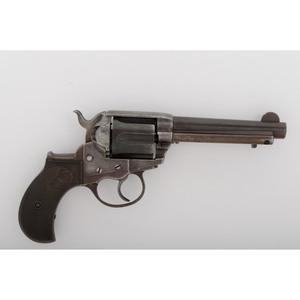 **Colt Lightning DA Revolver