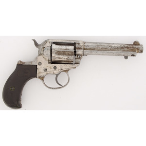 Colt Lightning DA Revolver