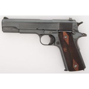 ** Colt 1911 Pistol