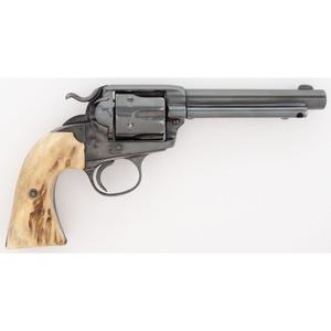 ** Colt Bisley Revolver