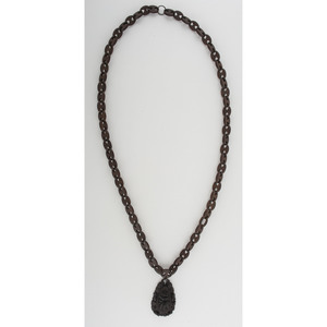 Victorian Mourning Necklace