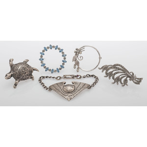 Signed Costume Brooches PLUS