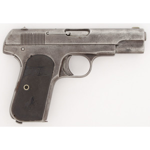 Colt Model 1903 Hammerless Pistol