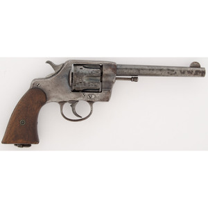 ** Colt US Model 1901 New Army Revolver