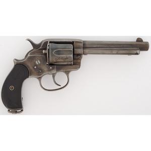 Colt Model 1878 Revolver