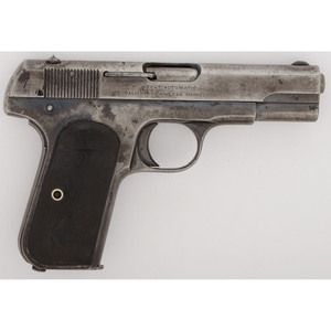 ** Colt Model 1903 Pocket Hammerless Pistol