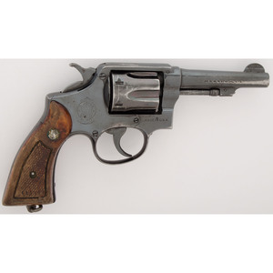 ** Smith and Wesson Victory Model Revolver