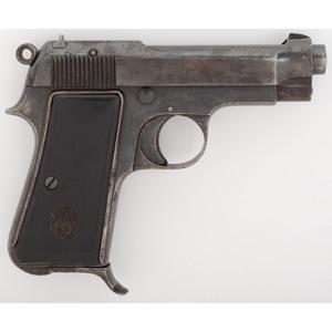 ** Italian Beretta Model 1934 Pistol