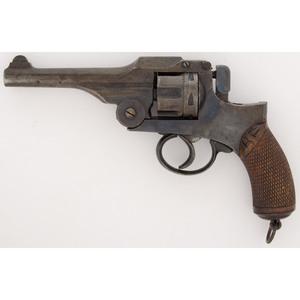 ** Japanese Type 26 Revolver