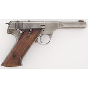 ** High Standard H-D Pistol