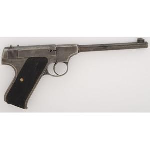 ** Colt Target Pistol