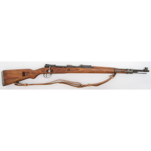 ** Czech DOT/43 K98 Mauser Rifle
