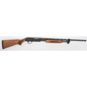 * Mossberg 500E Pump Action Shotgun