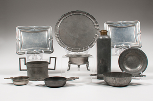 Continental Pewter Wares