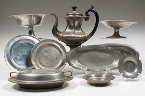 American Pewter Tablewares, Plus