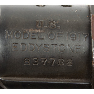 ** Eddystone U.S. Model 1917 Rifle