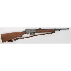 ** Winchester Model 1907 Rifle