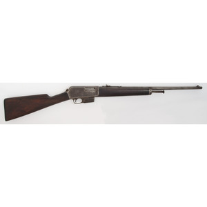 ** Winchester Model 1905 Rifle