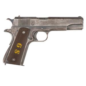 ** Argentine Model 1927 Pistol by D.G.F.M.