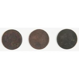 United States Large Cents 1802-1810
