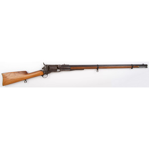 Colt Model 1855 Revolving Military Rifle