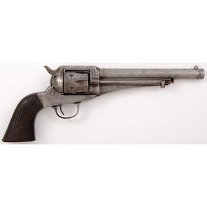 Remington Model 1875 Single Action Army Revolver
