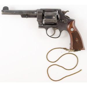 ** U.S. S&W Model 1917 Revolver