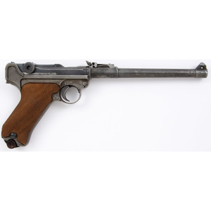 ** German Erfurt Commercial . 08 Artillery Luger