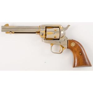 * Colt Columbus Sesquicentennial Single Action Revolver