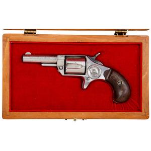Cased Colt New Line Special Revolver