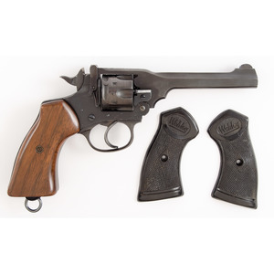 ** Webley and Scott Mk IV Revolver