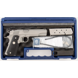* Colt Gold Cup Trophy Pistol in Box
