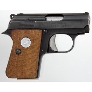 * Colt Jr. Pistol in Origial Box