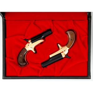 * Cased Pair of Colt Lord Derringers 2/2