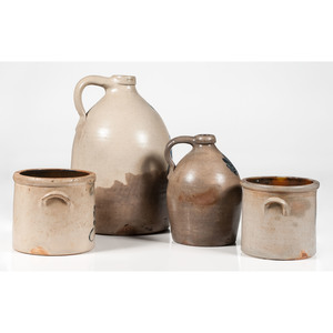 New York Stoneware Vessels, Plus