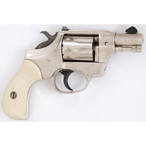 ** Western Auto Model 99 Revolver