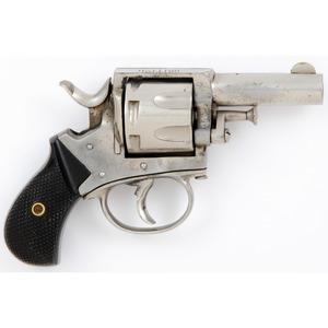 Forehand & Wadsworth British Bulldog Revolver
