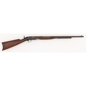 ** Remington Model 12 Rifle with Lyman Rear Tang Sight