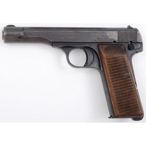 ** Nazi Marked Belgian Browning Model 1922 Pistol