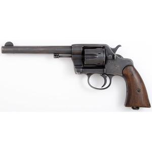 U.S. Colt Army Model 1892 Revolver