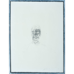 Alberto Giacometti (Swiss, 1901-1966)