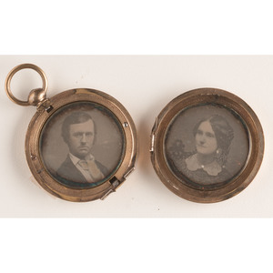 Daguerreotype of Couples and Groups