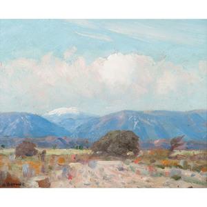 Nicholas Brewer (American, California, 1857-1949)