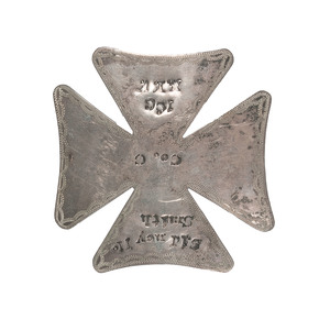 146th New York Infantry Badge and CDV